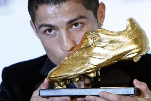 Cristiano-botin de oro