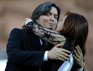 ARGENTINA-INAUGURATION-KIRCHNER